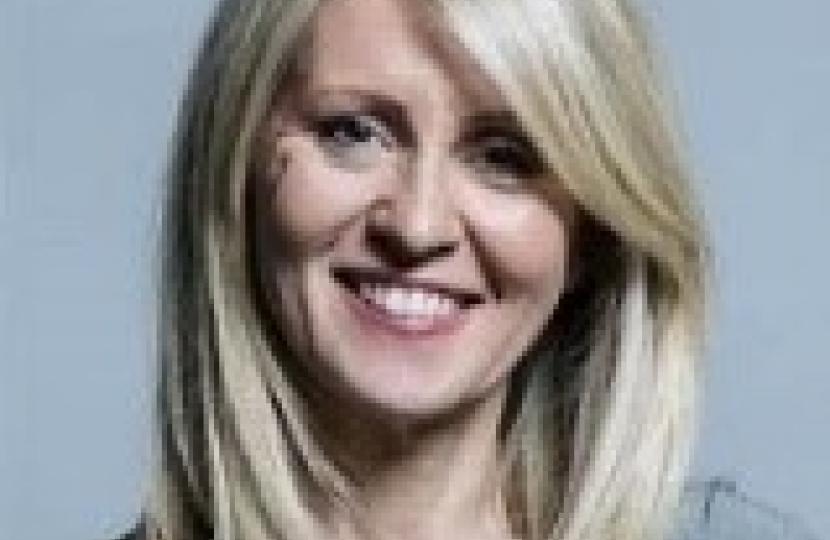 Photograph of Esther McVey